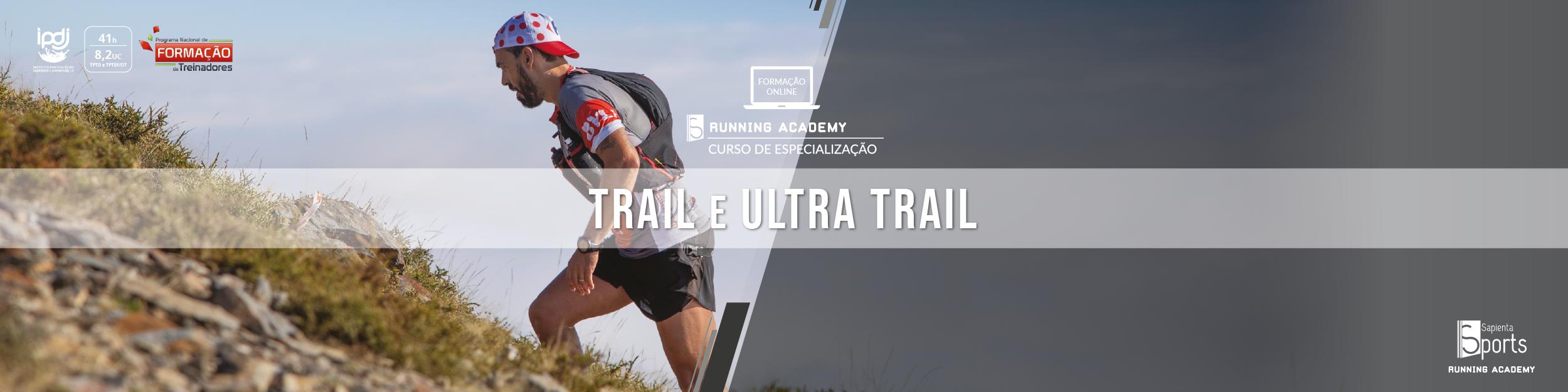 Curso de Especialização em Trail e Ultra Trail