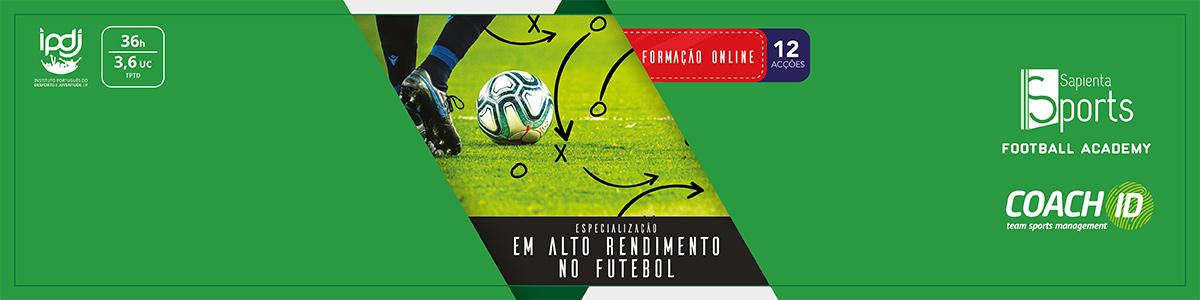 Especialização em Alto Rendimento no Futebol