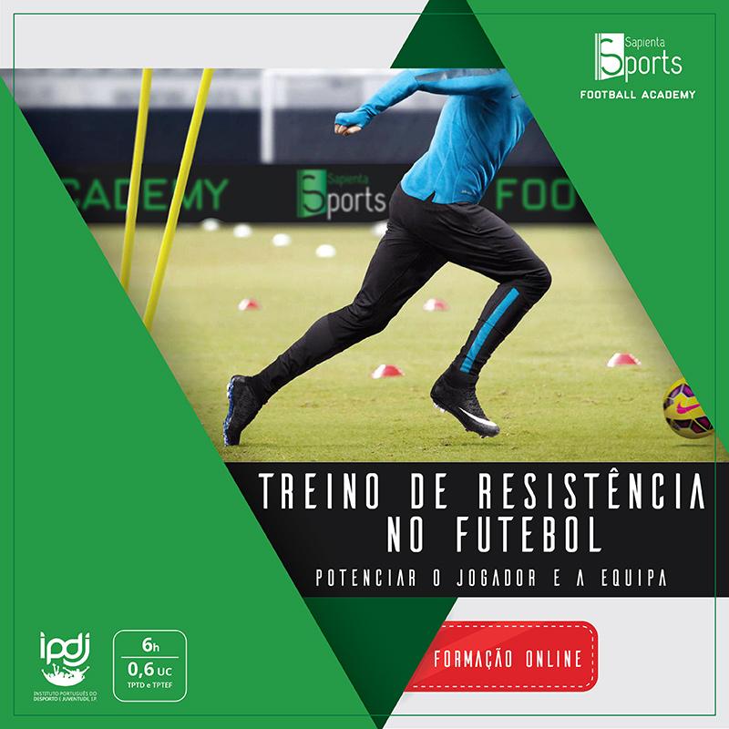 Treino de Resistência no Futebol | Potenciar o Jogador e a Equipa