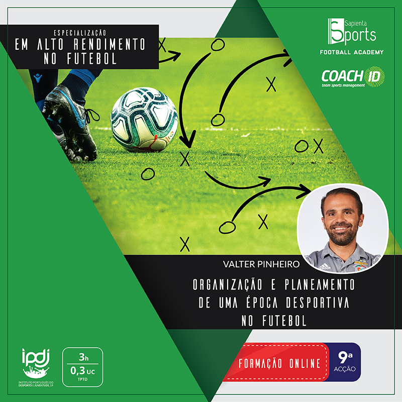 Organização e Planeamento de uma Época Desportiva no Futebol