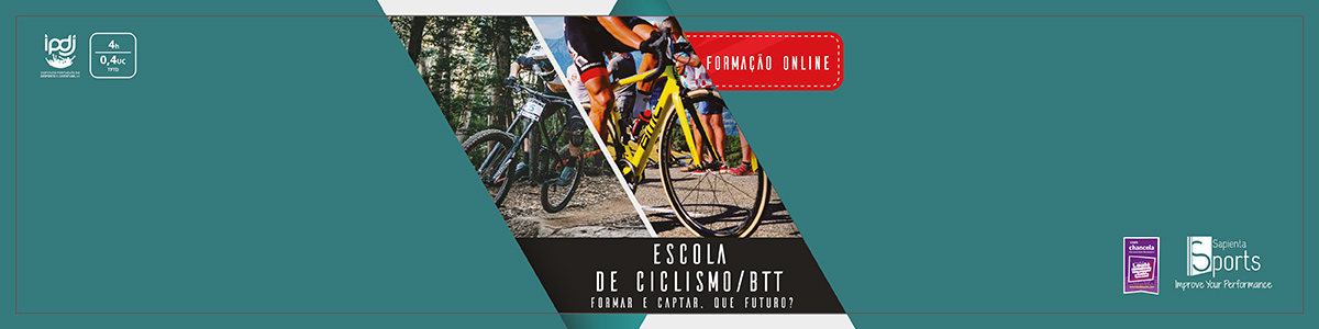 Escola de Ciclismo/BTT: Formar e Captar, que Futuro?