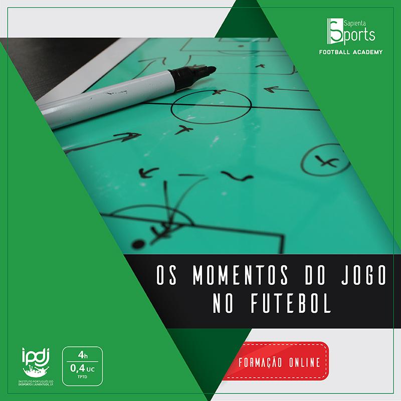 Os Momentos do Jogo no Futebol