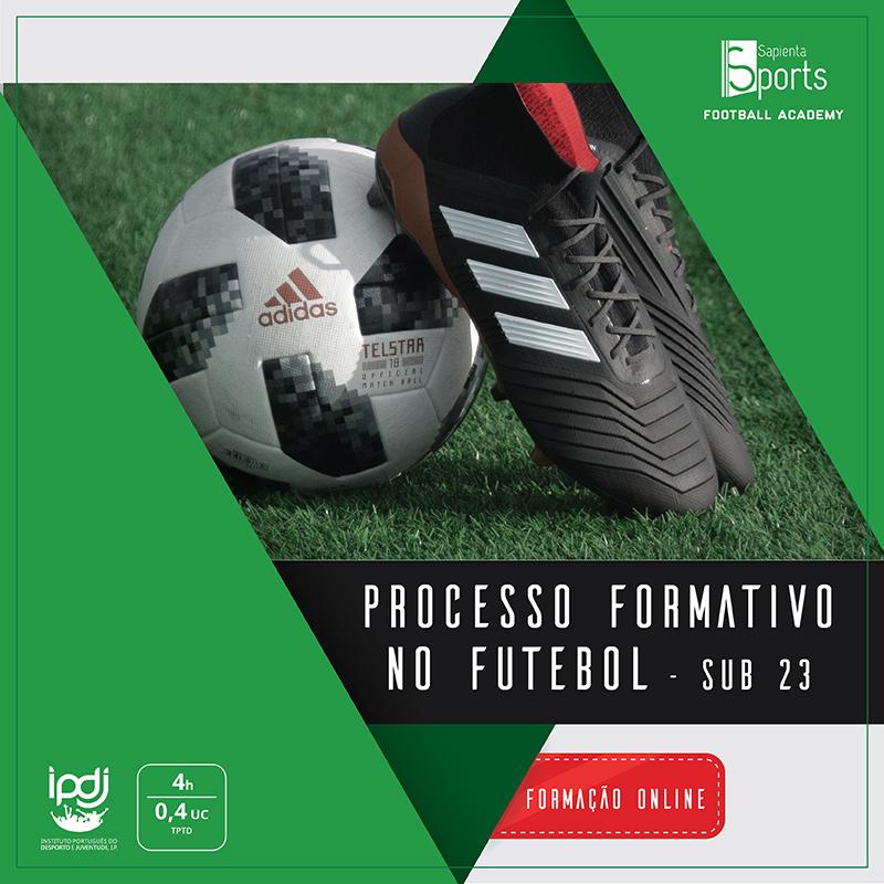 Processo Formativo no Futebol | Sub 23