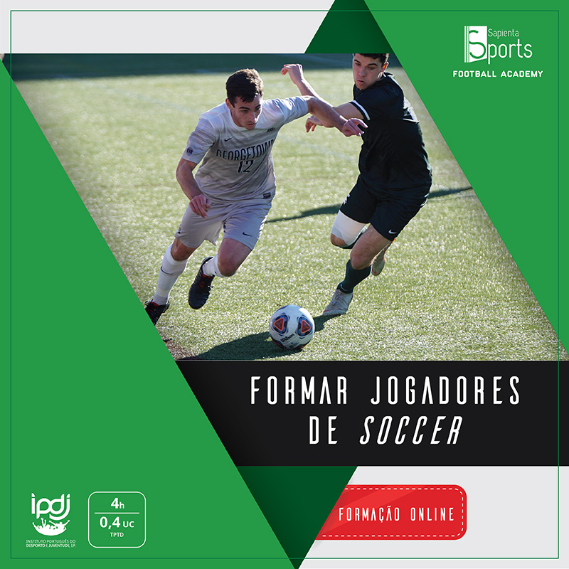 Formar Jogadores de Soccer