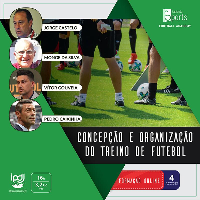 Concepção e Organização do Treino de Futebol