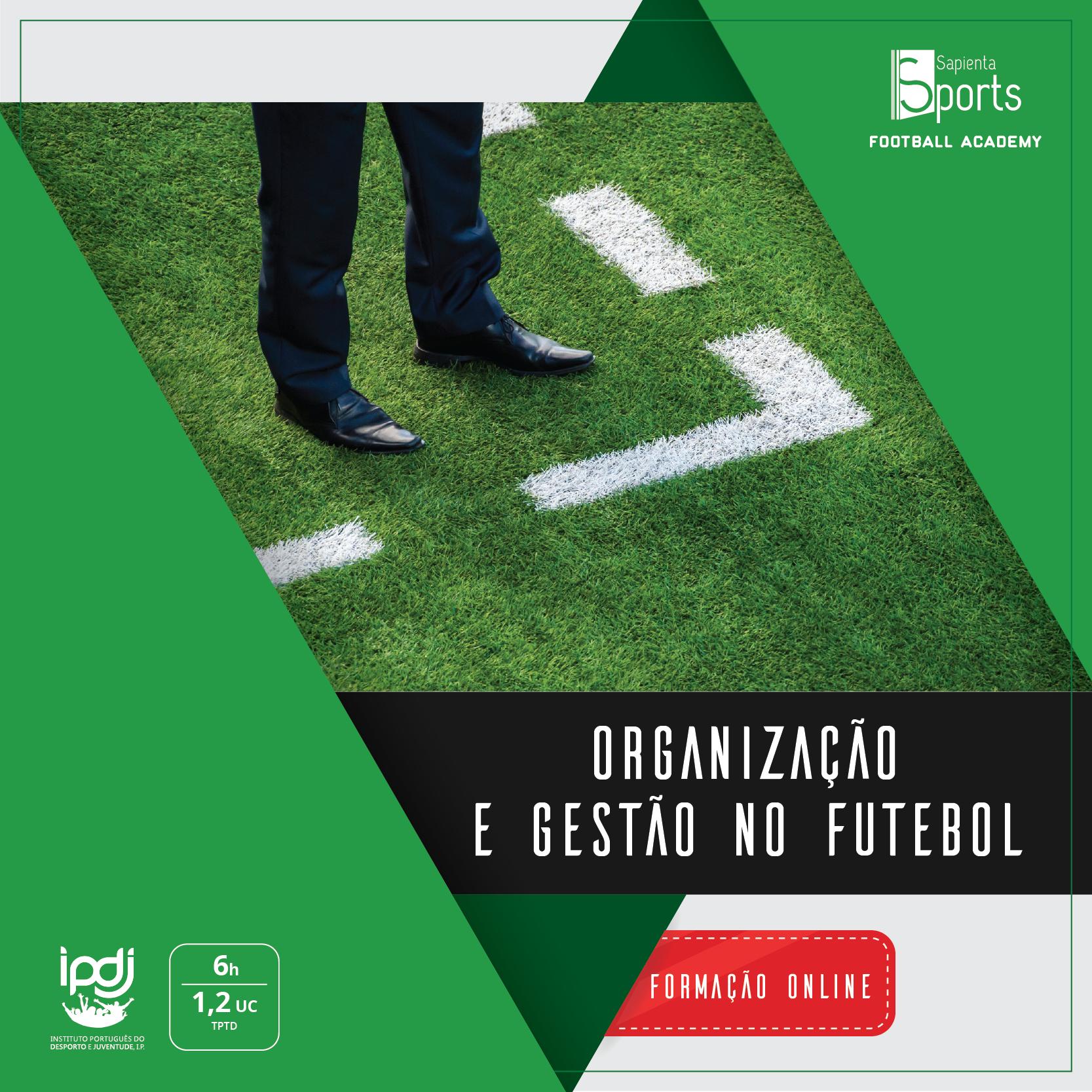 Organização e Gestão no Futebol