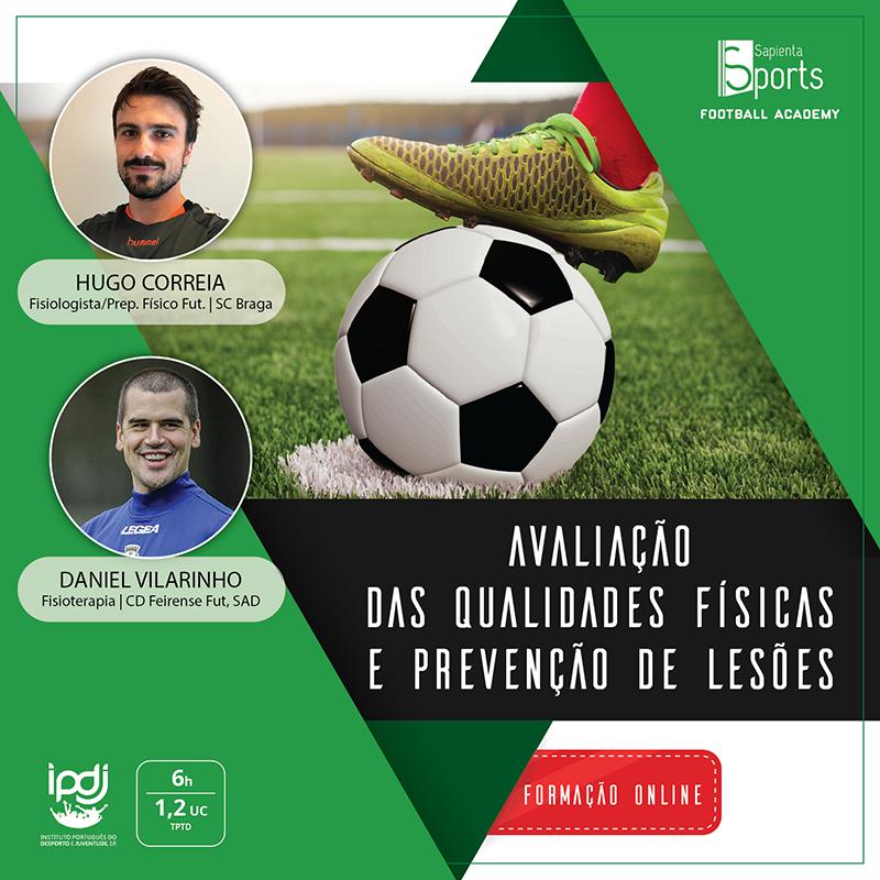 Avaliação das Qualidades Físicas e Prevenção de Lesões no Futebol
