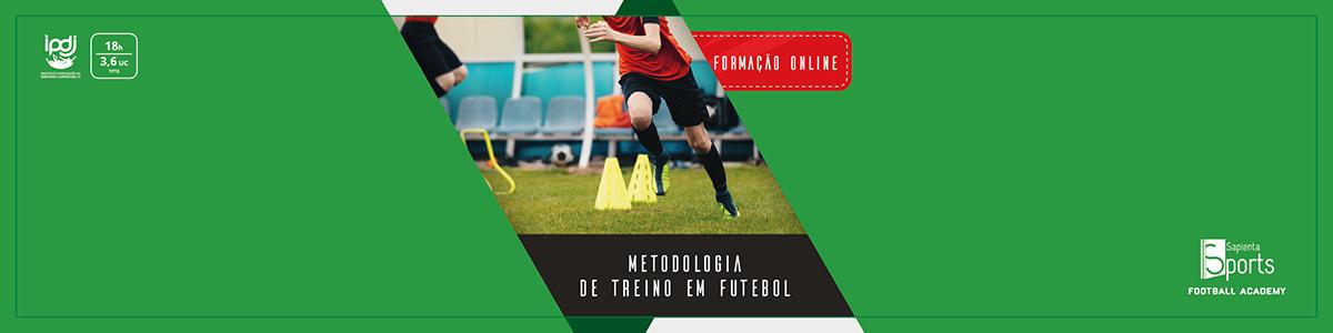 Metodologia de Treino em Futebol