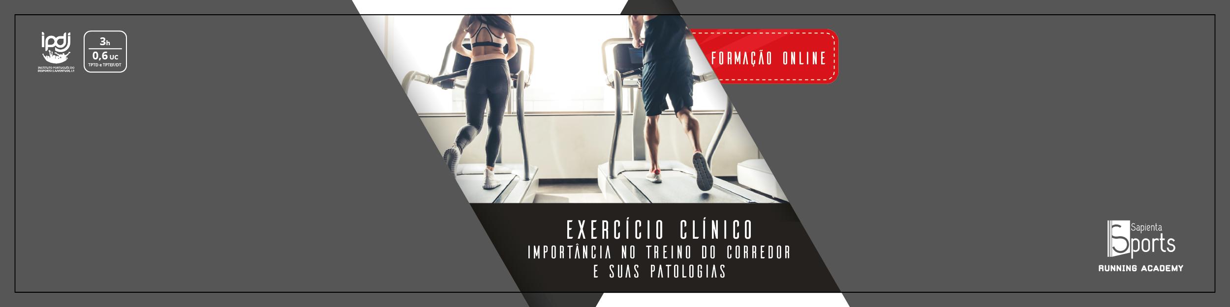 Exercício Clínico | A importância no treino do corredor e suas patologias