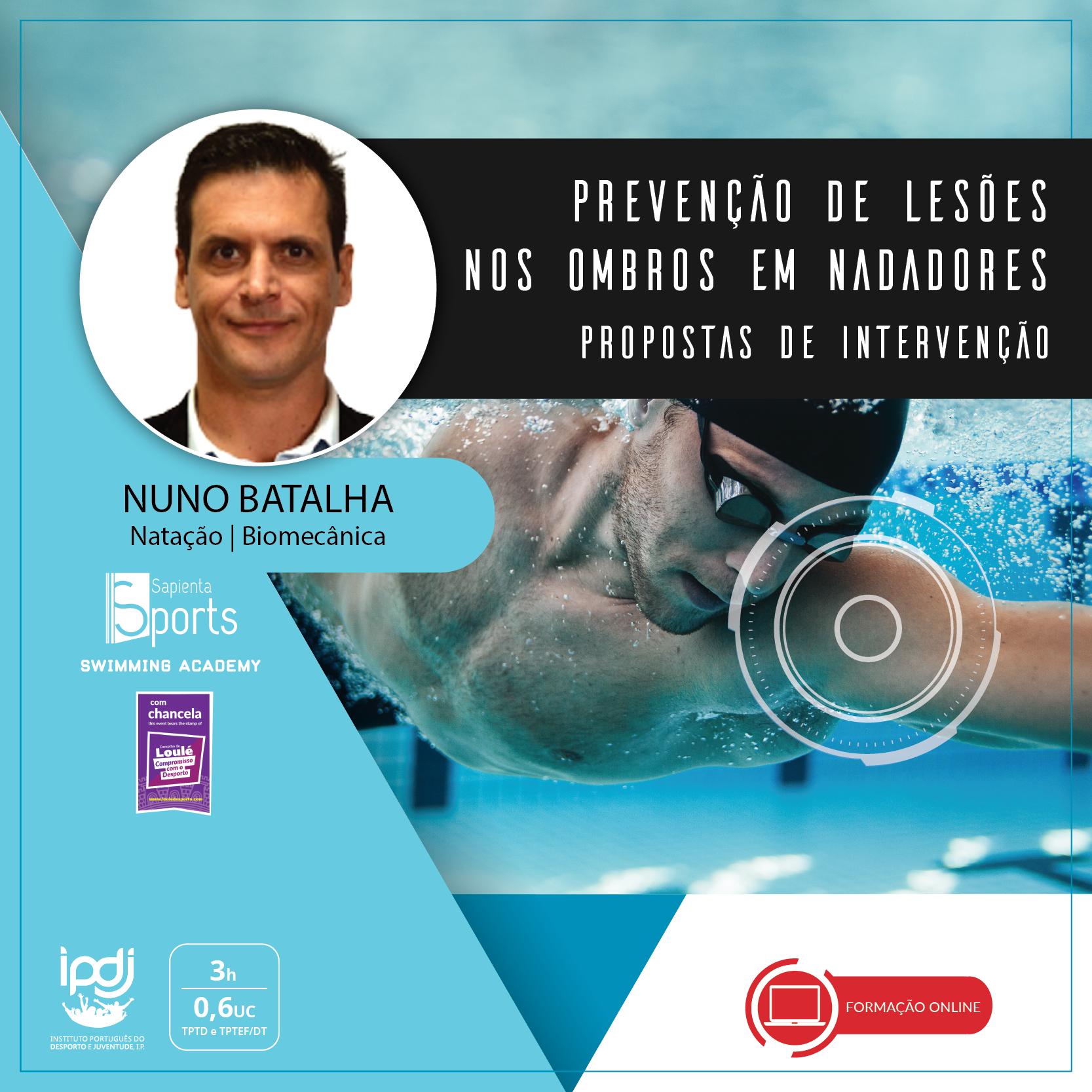 Prevenção de Lesões nos ombros em Nadadores | Propostas de Intervenção