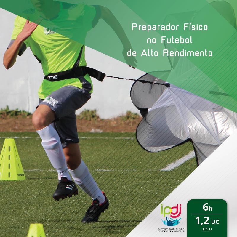 Preparador Físico no Futebol de Alto Rendimento