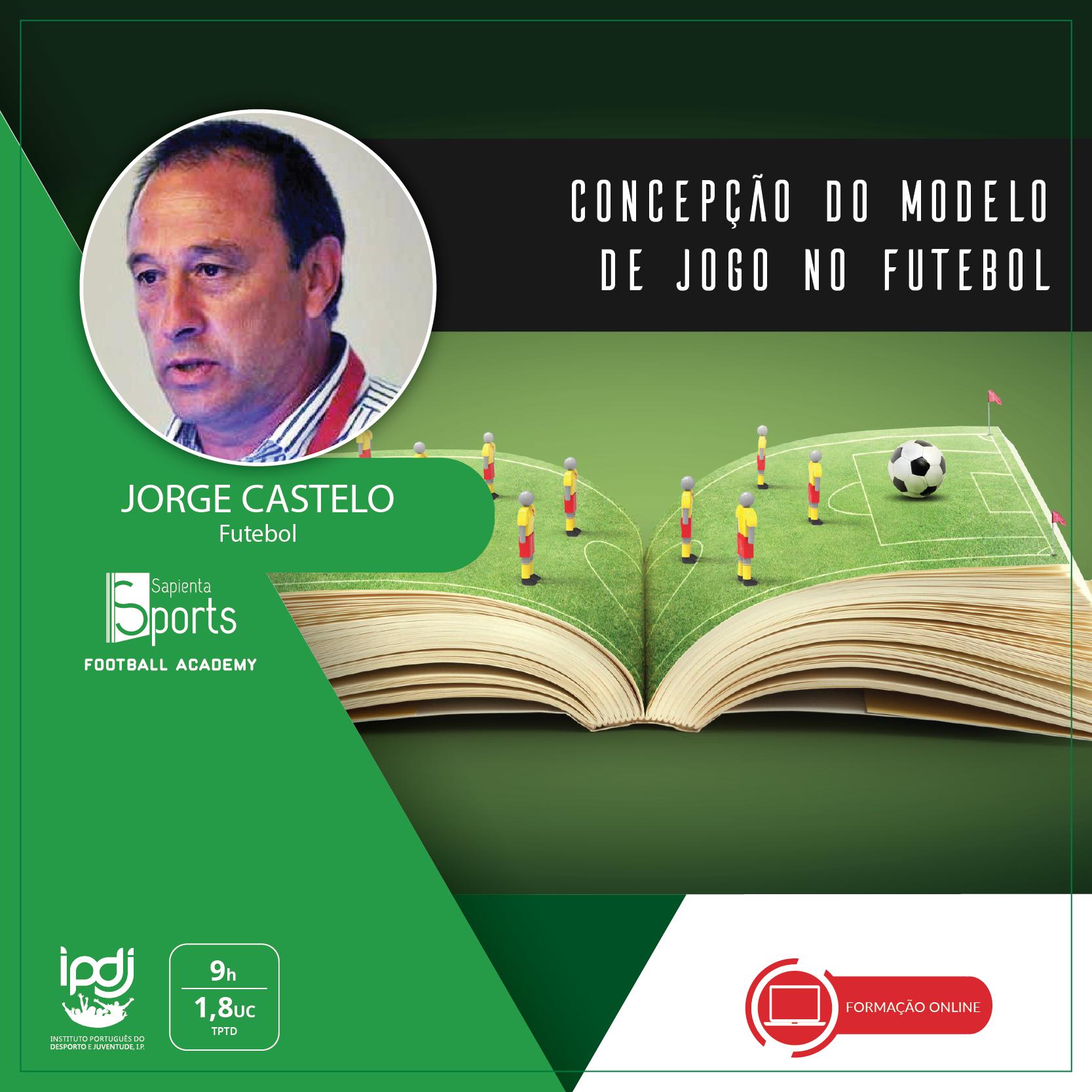 Concepção do Modelo de Jogo no Futebol