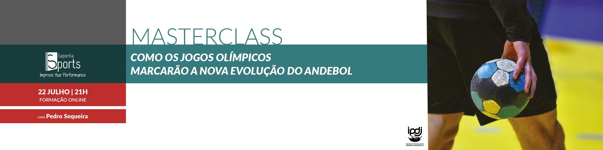 Como os Jogos Olímpicos marcarão a nova evolução do Andebol