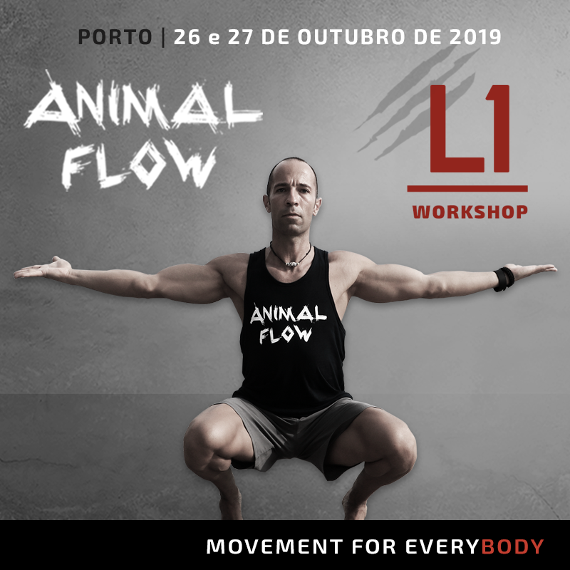 Workshop Nível I | Animal Flow ®