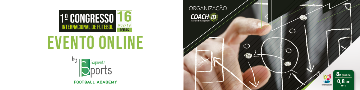 1º Congresso Internacional de Futebol Coach ID