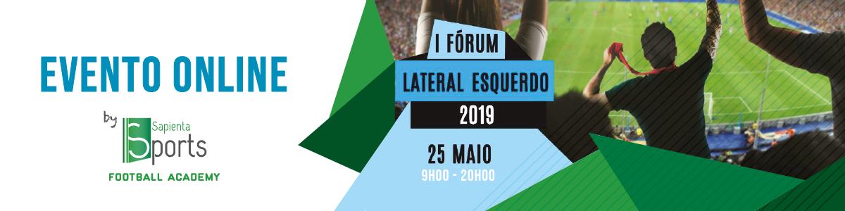 I Fórum Lateral Esquerdo 2019