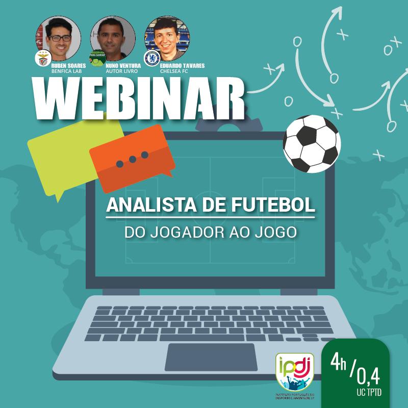 Analista de Futebol | Do Jogador ao Jogo