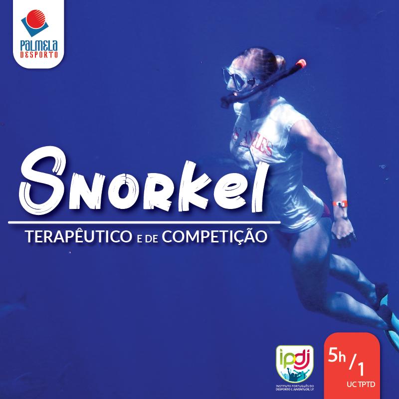 ''Snorkel'' Terapêutico e de Competição