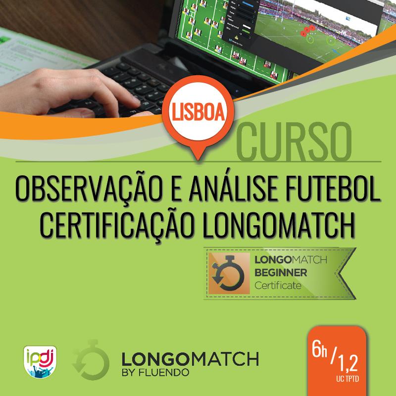 Observação e Análise Futebol | Certificação Beginner LongoMatch