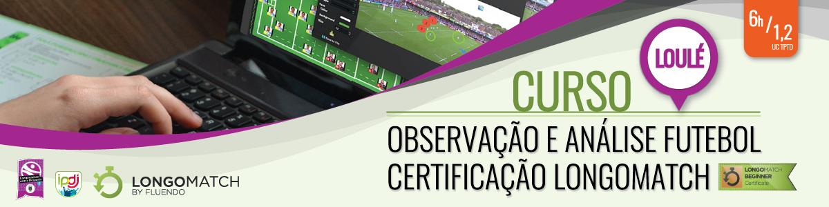 Observação e Análise Futebol   Certificação Beginner LongoMatch