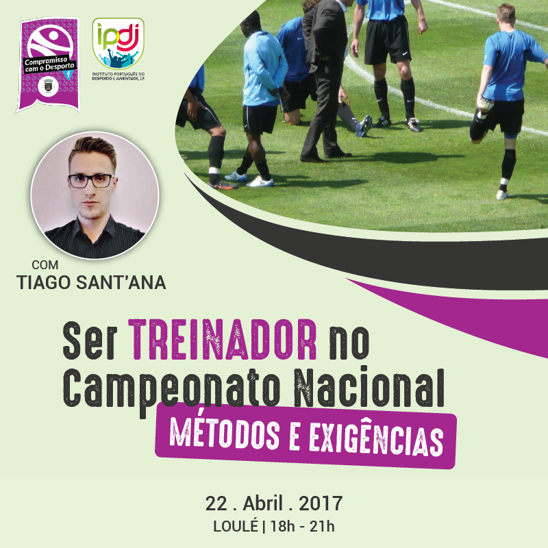 Ser Treinador no Campeonato Nacional | Métodos e Exigências