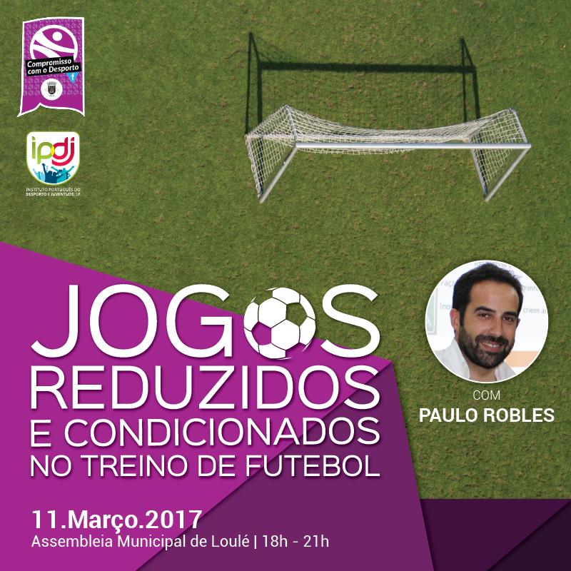 Os Jogos Reduzidos e Condicionados no Treino de Futebol