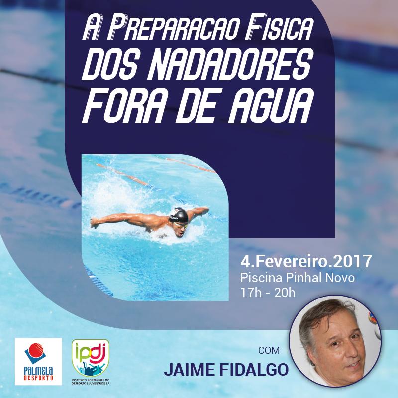 A Preparação Física dos Nadadores Fora de Água