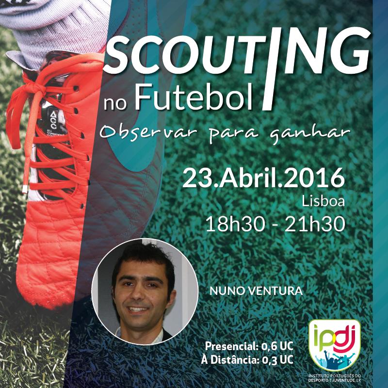 Scouting no Futebol | Observar para Ganhar