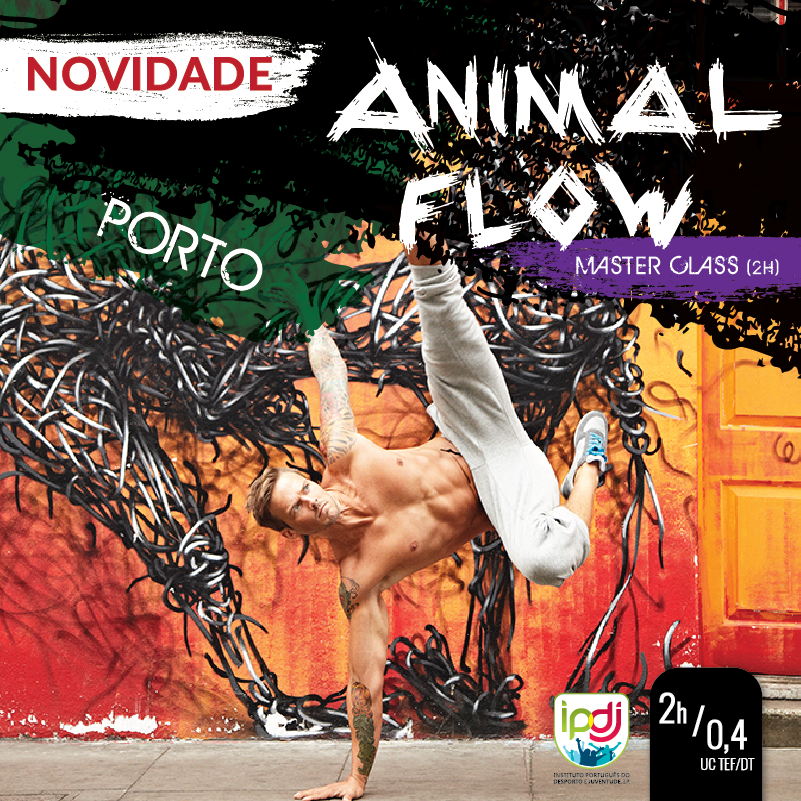 Master Class | Animal Flow ®